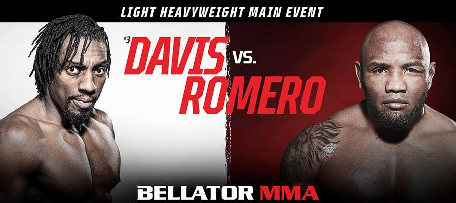 Bellator 266: Davis vs Romero Betting Analysis & Predictions