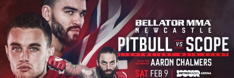 Bellator Newcastle Betting Preview & Predictions.