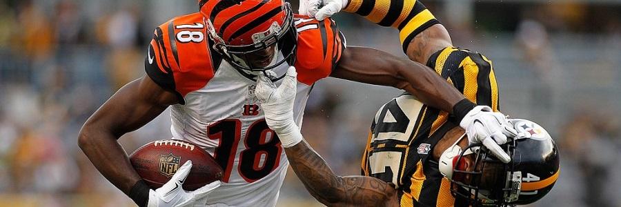 Bengals vs Steelers NFL Week 7 Betting Picks