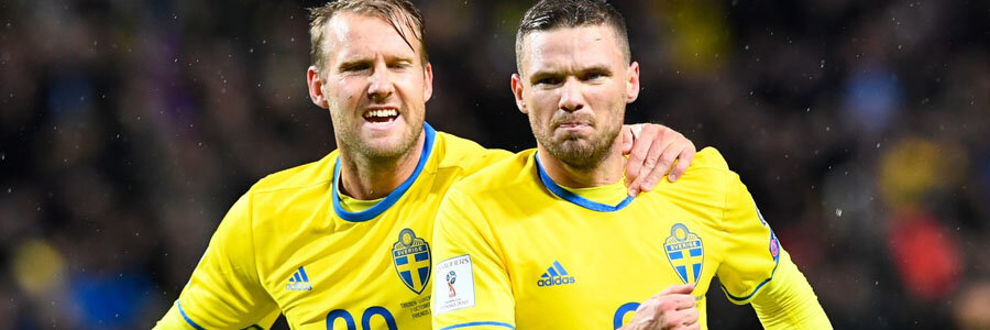 Sweden is the 2018 World Cup Betting underdog at Group F.