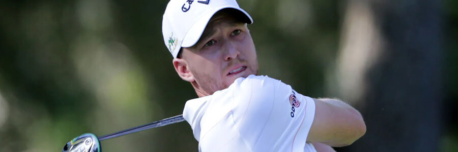 Daniel Berger is one of the favorites for the 2019 Houston Open.