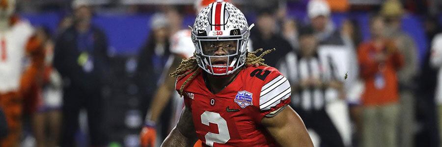 Big 10, Big 12, Clemson 2020 NFL Draft Odds