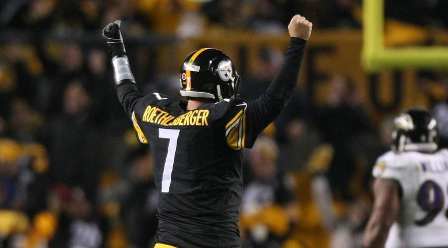 Big Ben Steelers