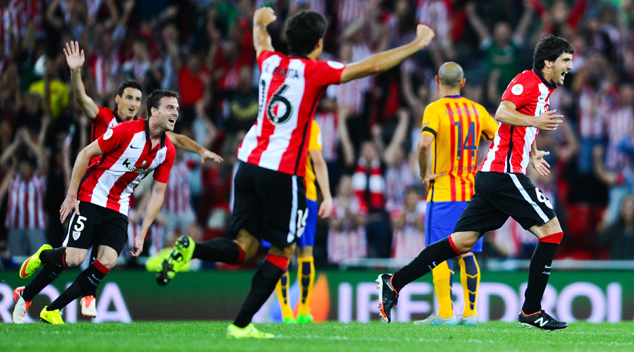 Bilbao vs Barcelona
