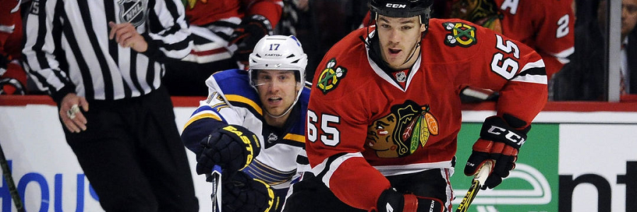 Betting The Chicago vs St. Louis NHL Playoffs Game 5 Lines