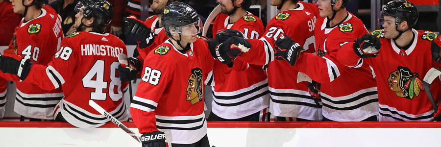 Panthers vs Blackhawks should be a close one.