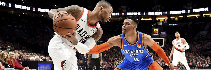 Thunder vs Blazers Game 5 is going to be a war.
