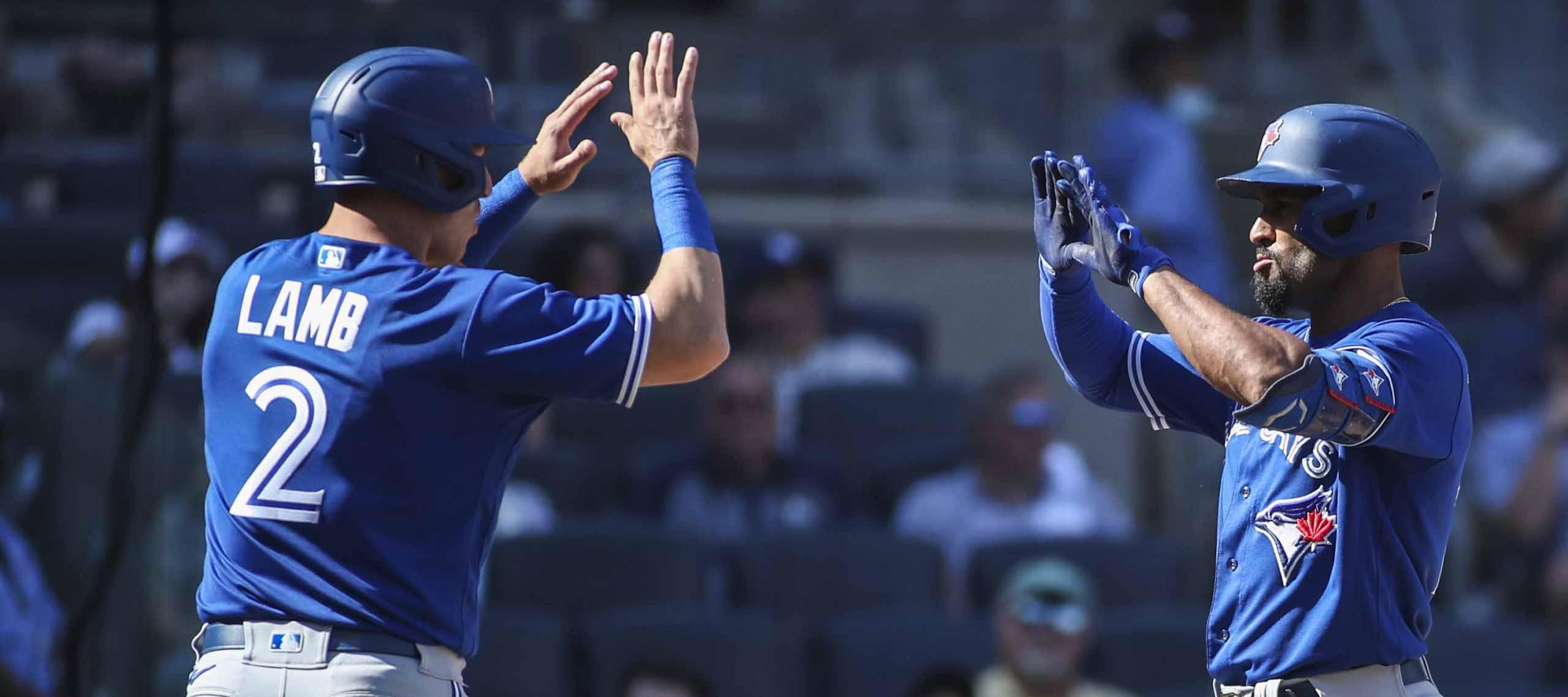 Blue Jays vs Yankees MLB
