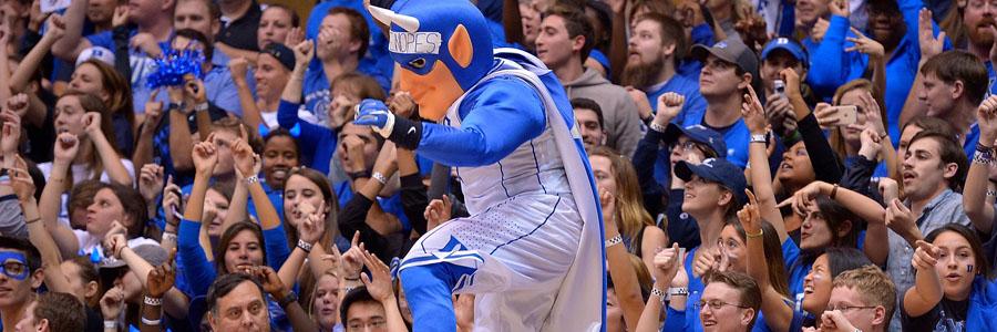 College Basketball Betting Predictions for 2017-18 Season.