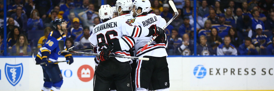 St. Louis vs Chicago NHL Playoffs Game 6 Lines Guide