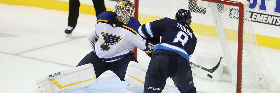 The Blues should be one of your NHL Betting picks of the week.