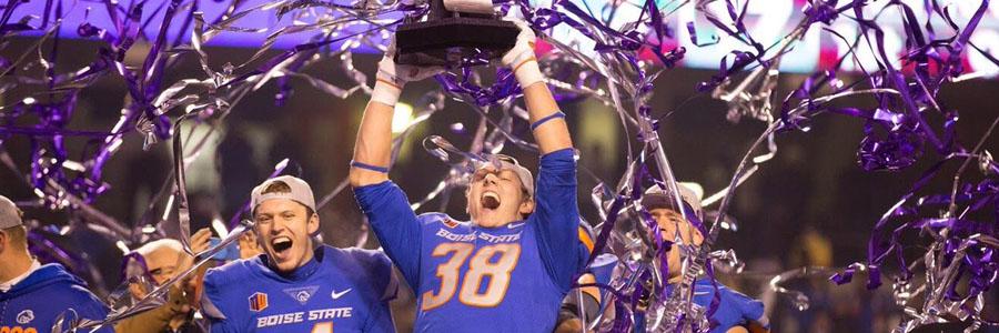 2017 Las Vegas Bowl Spread & Expert Pick: Boise State vs. Oregon