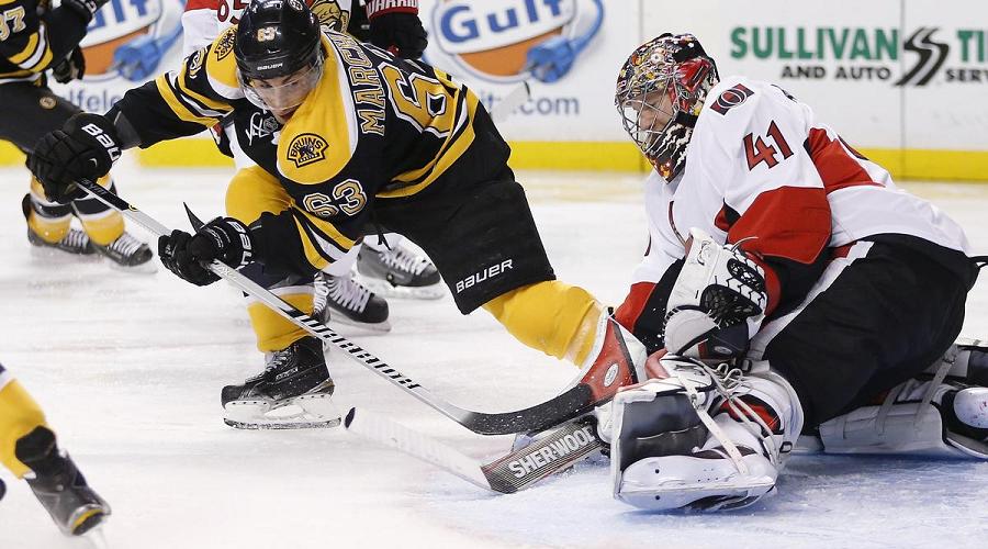 Boston Bruins vs Flyers