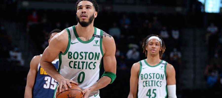 Boston Celtics vs Portland Trail Blazers