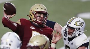 Boston College Vs Clemson Expert Analysis - NCAAF Betting