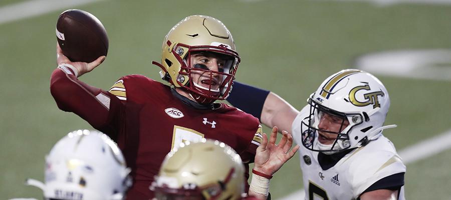 Boston College Vs Clemson Expert Analysis - NCAAF Betting