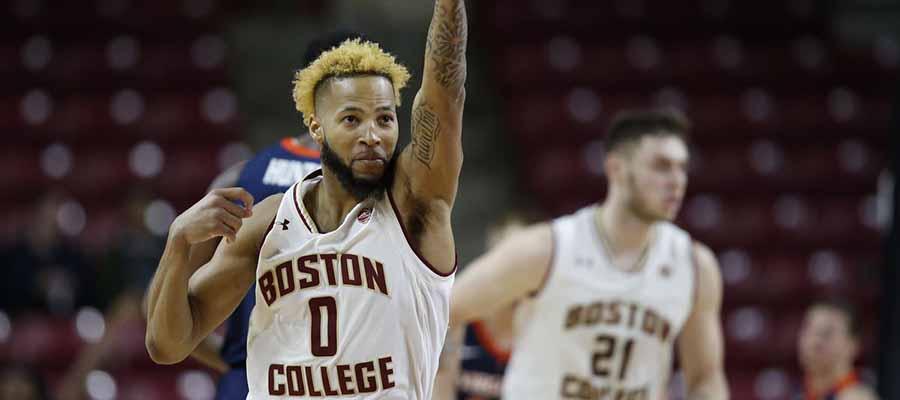 Boston College vs Duke ACC Tournament