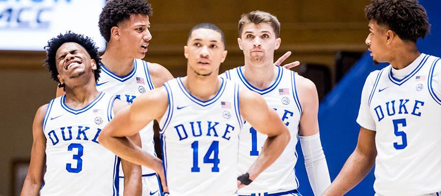 Boston College vs No. 21 Duke