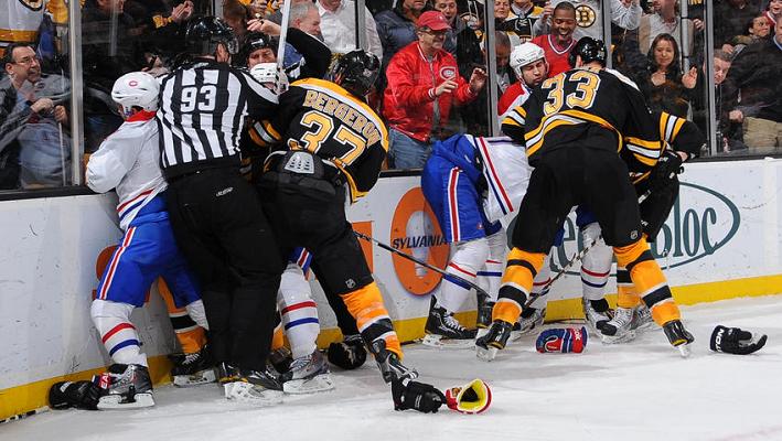 Boston vs Montreal