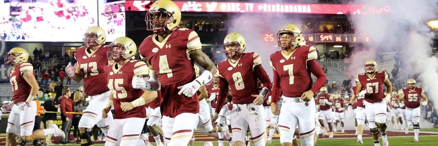 NCAA Football Week 13 ATS Picks.