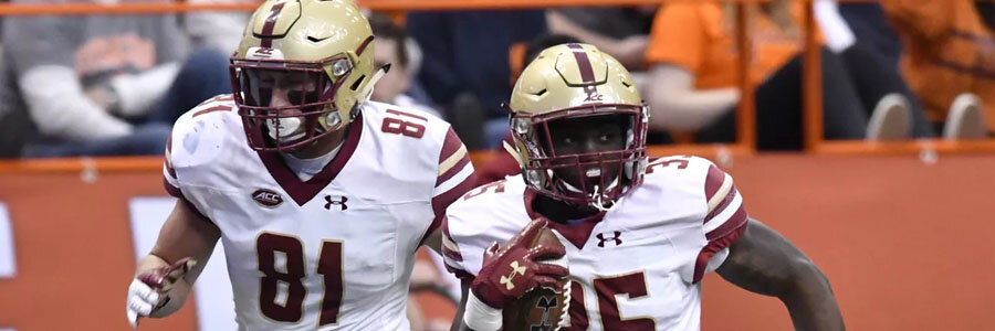 Boston College vs Florida State NCAA Football Week 12 Betting Preview.