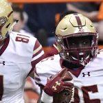 Boston College vs Notre Dame 2019 College Football Week 13 Odds & Prediction.