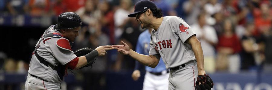 Red Sox vs. Blue Jays Friday Night Game Info & MLB Betting Pick.