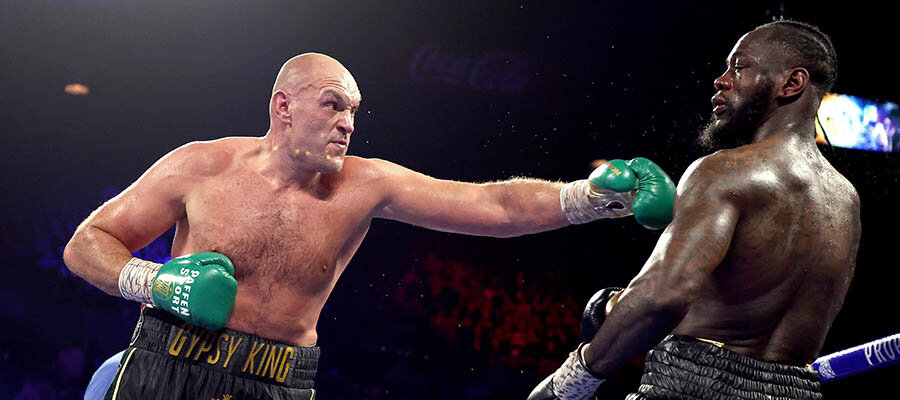 Boxing Betting News Update: Wilder Releases Fury III Strategy