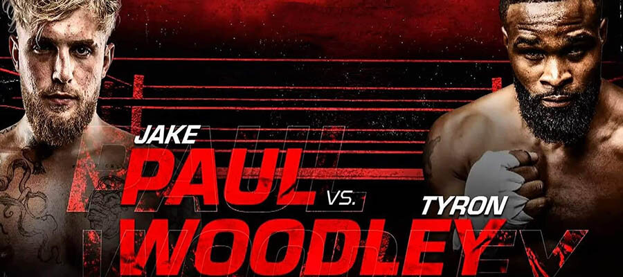 Boxing Betting Update: What Jake Paul and Tyron Woodley Must Do to Win on Aug. 29