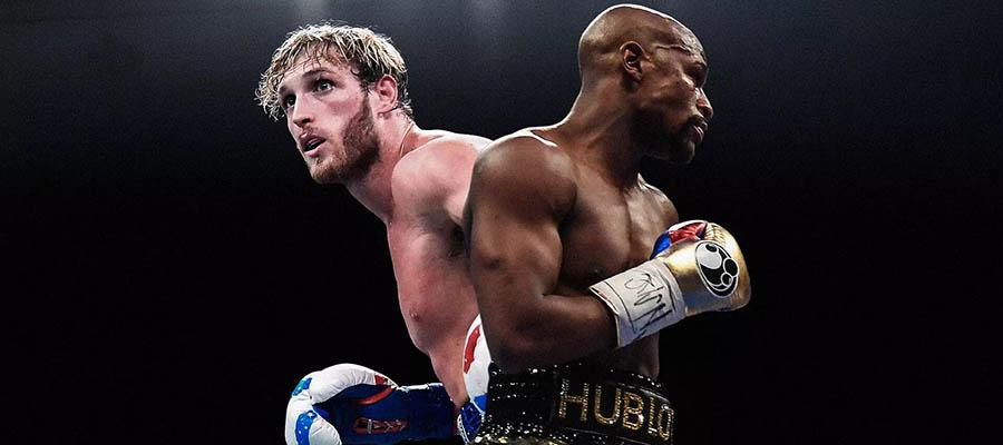 Boxing News Update: Logan Paul Vs Floyd Mayweather Jr.