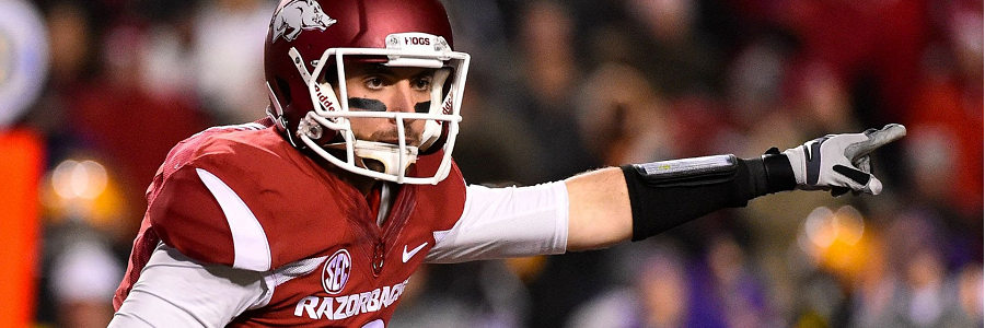 Arkansas vs UTEP College Football Odds Preview