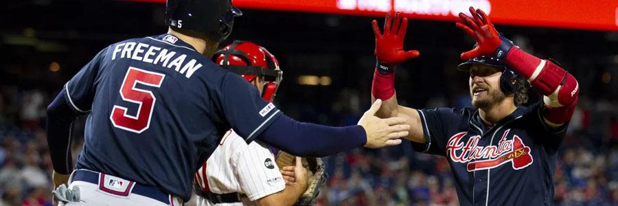 Braves vs Nationals MLB Odds, Preview & Expert Pick.