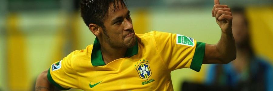 Brazil vs Uruguay International Soccer