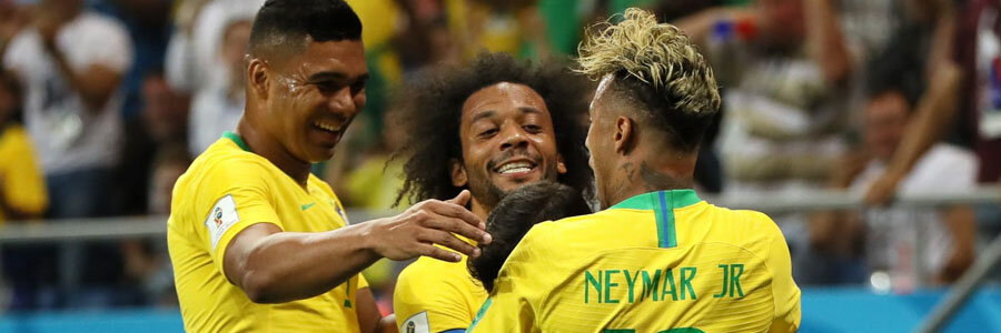 2018 World Cup Group E Betting Preview: Brazil v Costa Rica.