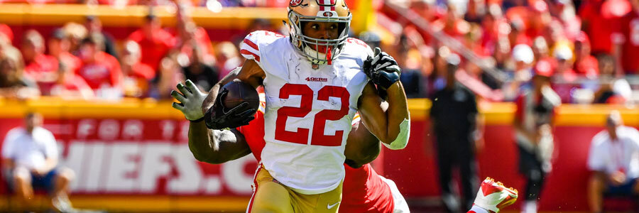 The Niners are underdogs against the Broncos in NFL Week 14.