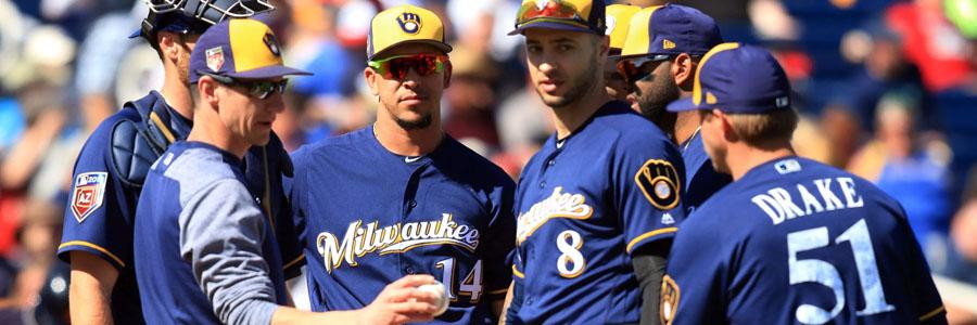 Brewers vs Cardinals MLB Betting Lines & Expert Prediction.