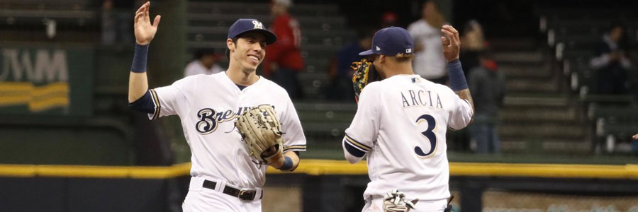 Brewers vs Astros MLB Spread, Analysis & Pick.
