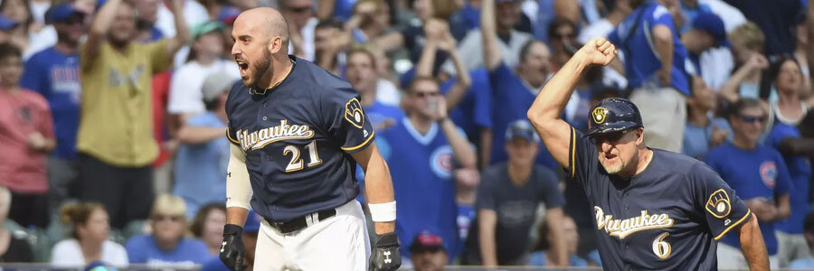 Rockies at Brewers should be a victory for the home team.