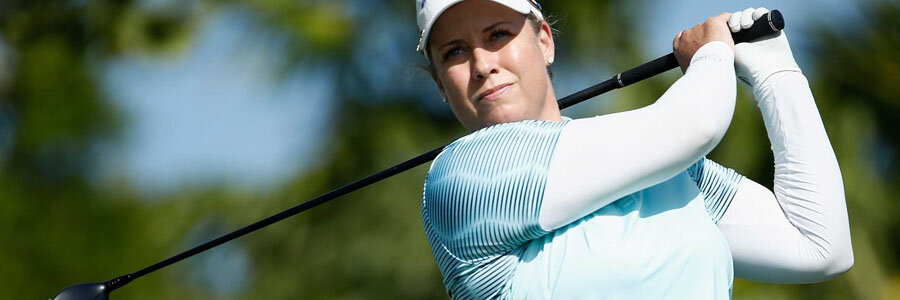 Brittany Lincicome is one of the Golf Betting favorites to win the 2018 Barbasol Championship.