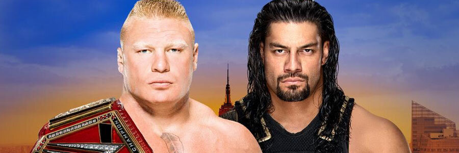 2018 WWE SummerSlam Betting Odds, Info & Predictions.