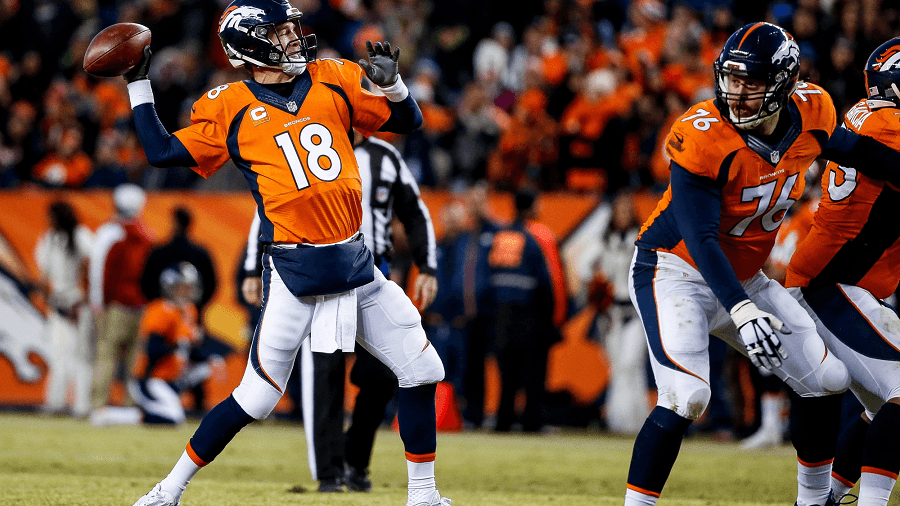 With Peyton Manning back the Broncos can edge over other teams.