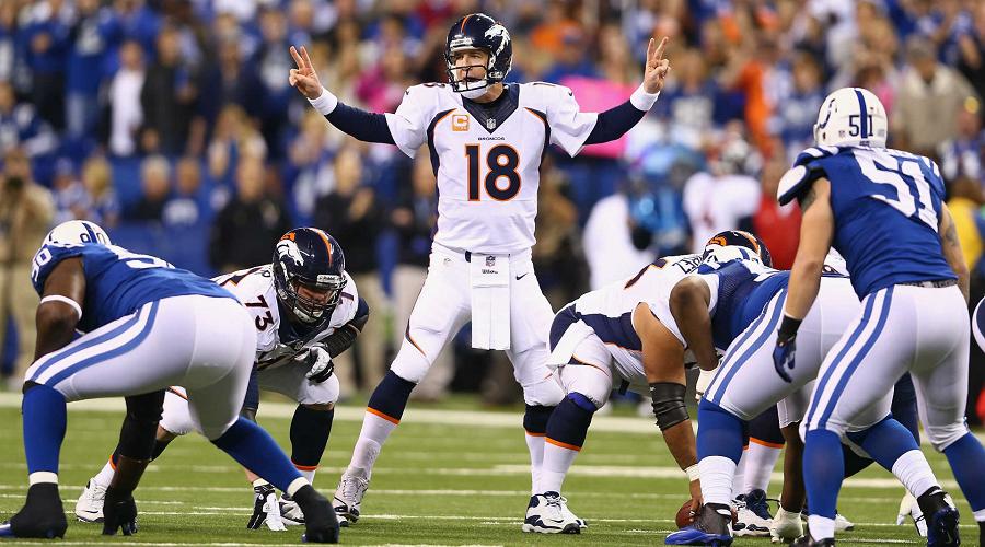Broncos vs Colts Week 9