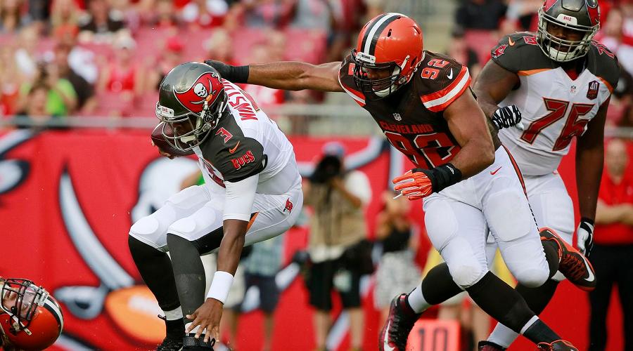 Browns vs Bucs