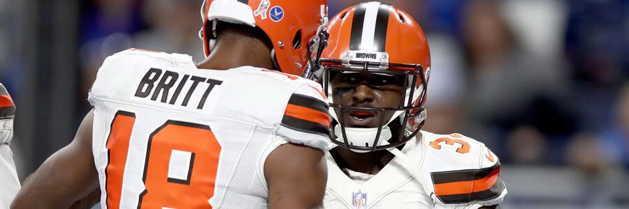 The Browns will be looking for their first win with the NFL Week 11 Spread against them.