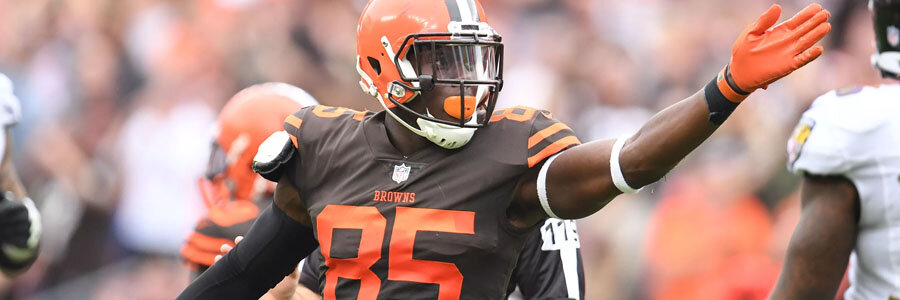 The Browns look like a good betting pick for the 2019 NFL Season.
