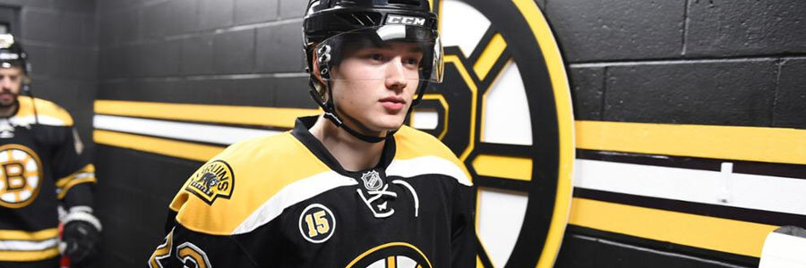 Bruins at Penguins NHL Betting Lines & Game Preview on Friday Night.