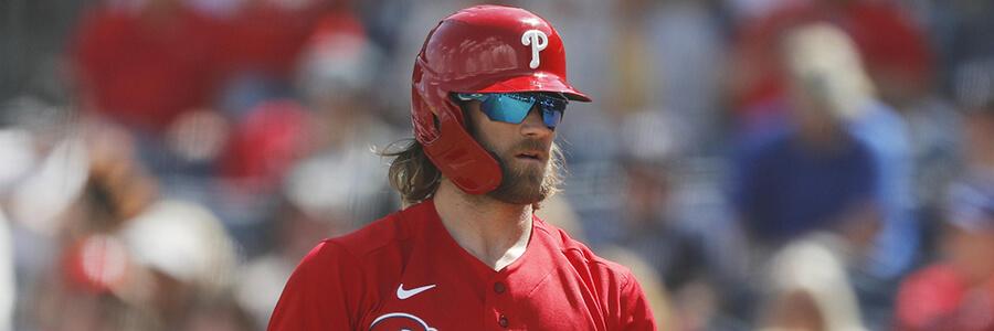 Bryce Harper MLB Awards Odds & Analysis For 2020 Season