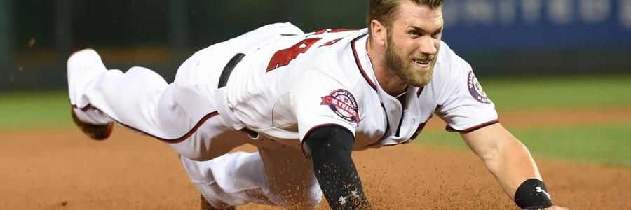 MLB Betting Spread Prediction on Philadelphia at Washington