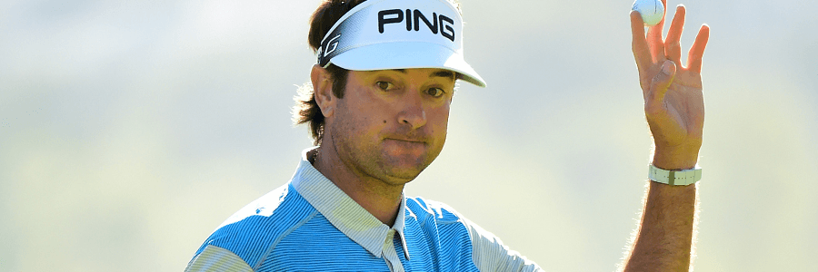 Bubba Watson is set out to win this tour event.