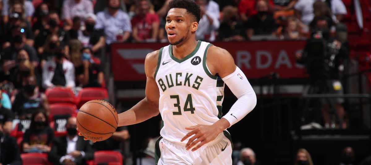Bucks vs Nets Game 1